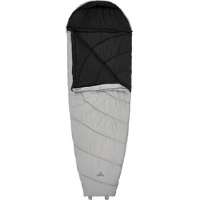 Nomad Harbour - Sacos de dormir - gris/negro